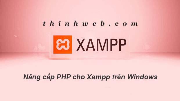 nang-cap-php-cho-xampp