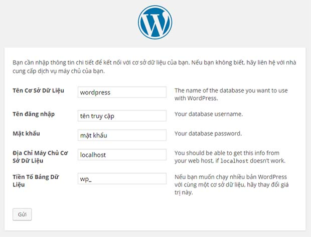 config-wordpress