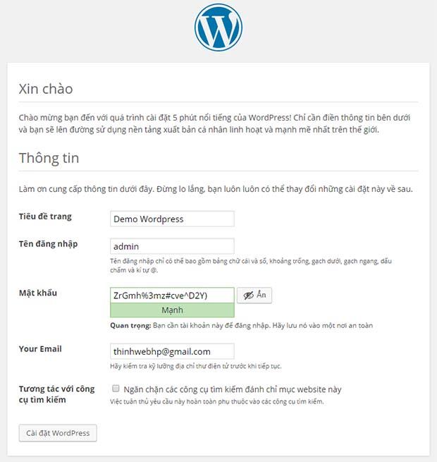 info-setup-wordpress