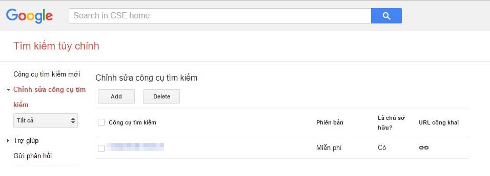google-custom-search