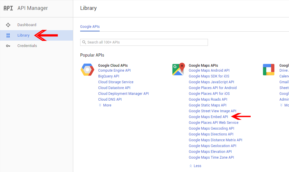 library-google-api